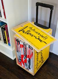 A Karl Lagerfeld-designed boxed set of Andy Warhol's Interview