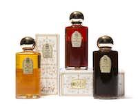 Santa Maria Novella Olio de Bagno scented bath oils, , 2-ounce bottle $78 each, Lafco-Santa Maria Novella