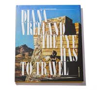 Diana Vreeland: The Eye Has to Travel (Abrams, $55)