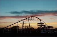 Wonderland Amusement Park in Amarillo.  Photographed  on May 3, 2012.