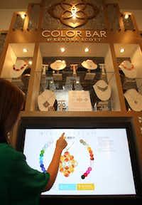 The Color Bar at Kendra Scott