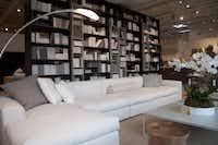 Poliform luxury lifestyle space within Scott + Cooner