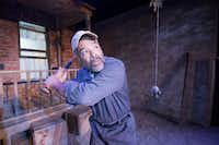 """Tyrees Allen as Troy in a scene from the African American Repertory Theatre's performance of August Williams' """"Fences""""ROBERT W. HART - Special Contributor"""