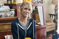 """Kristen Wiig is shown in a scene from """"Bridesmaids."""""""