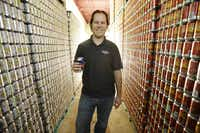 """The new Helles Golden Lager can """"is different and interesting to people, but there's a real benefit because you can smell the beer,"""" said Brian O'Reilly a brewmaster at Sly Fox. About 300 breweries offer close to 1,000 beers in cans, according to CraftCans.com."""