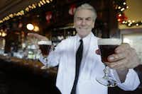 Buena Vista  Cafe   makes up to 2,000 Irish coffees a day.(Eric Risberg - The Associated Press)
