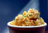 Cauliflower can be prepared in a variety of ways including this recipe for Mac and Cheese style cauliflower.