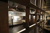 The slave-trading firm Franklin and Armfield operated in Alexandria, Va.
