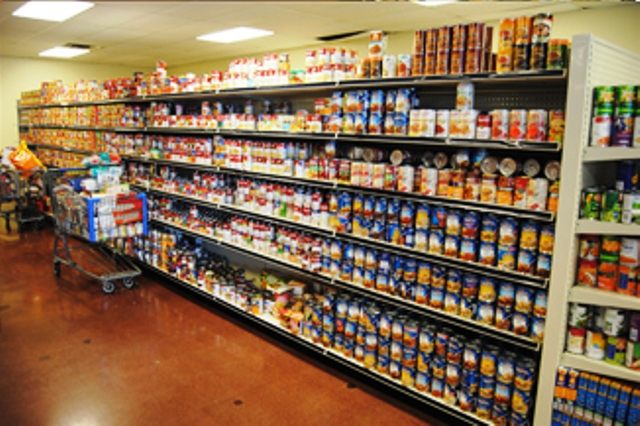 Frisco Family Services thanks community for food pantry donations