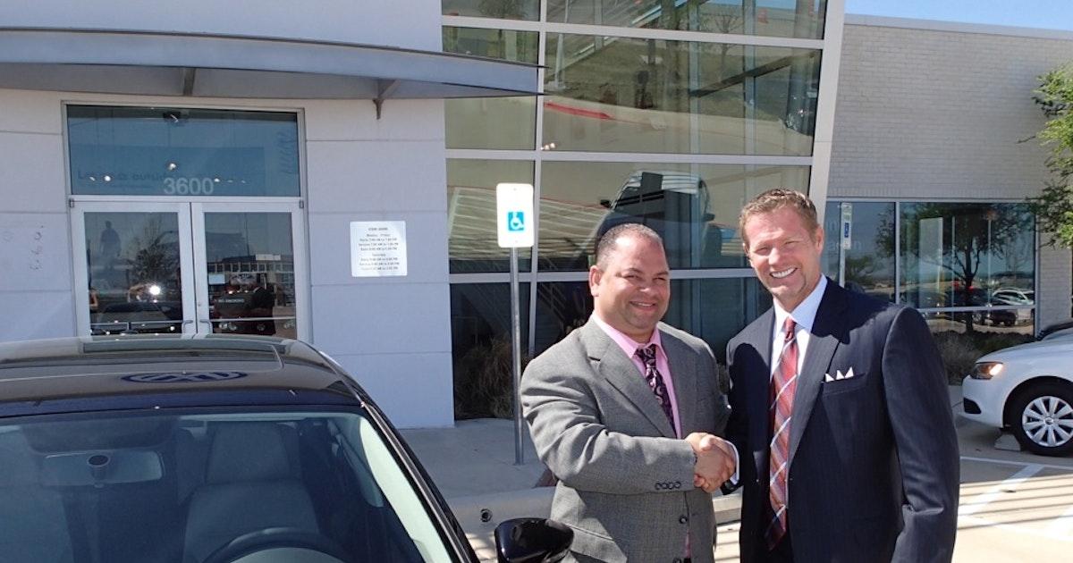 dallas dealer randall reed buys mckinney volkswagen business dallas news