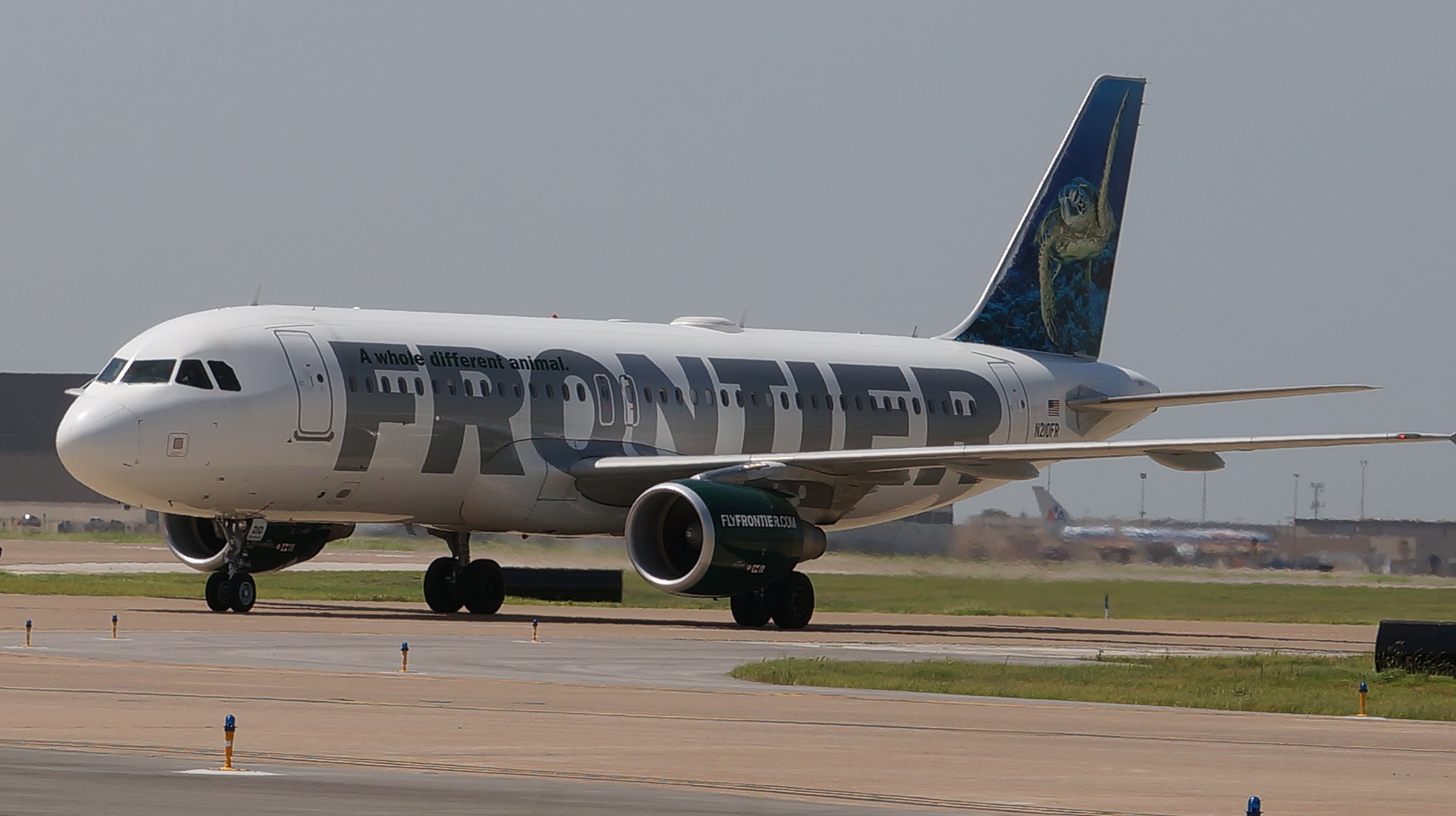 Stacking Them Deep And Ing Frontier Airlines To Put 230 Seats On New Airbus A321s Dallas News