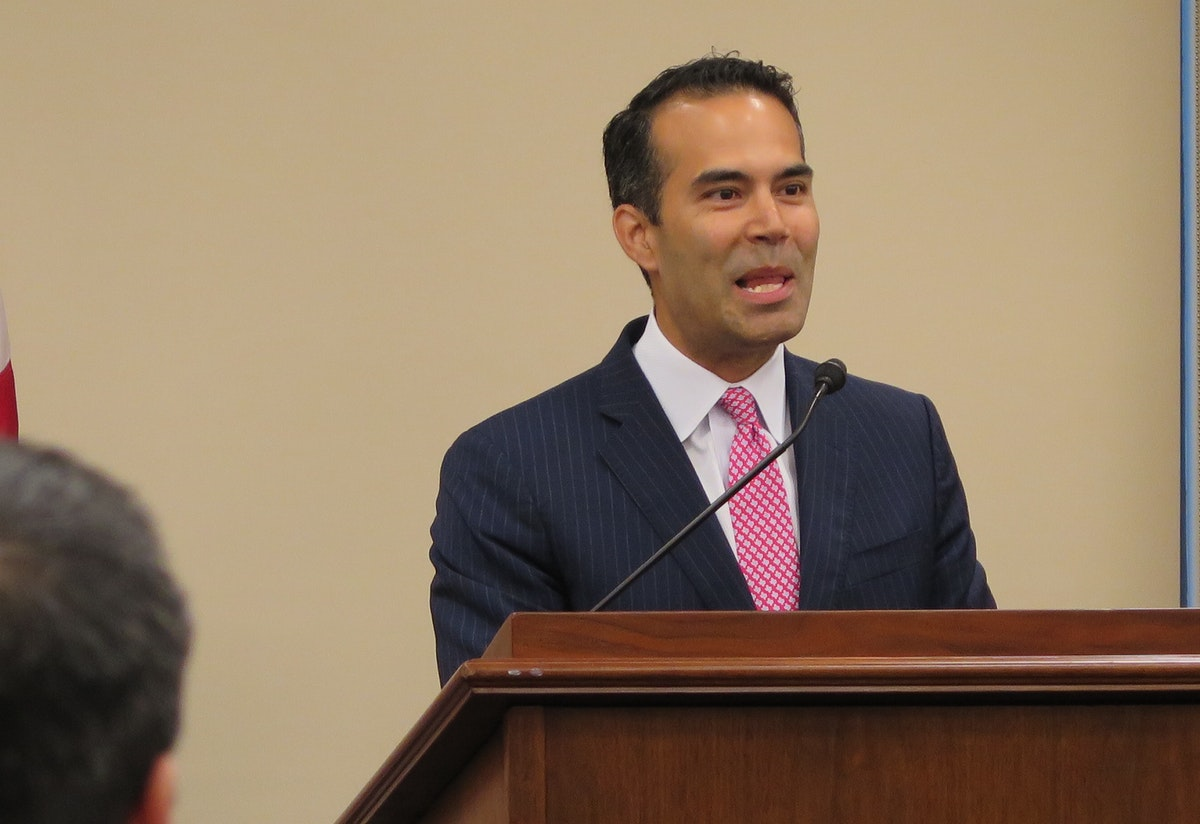 George P. Bush pushes back on report that he's shirking ...