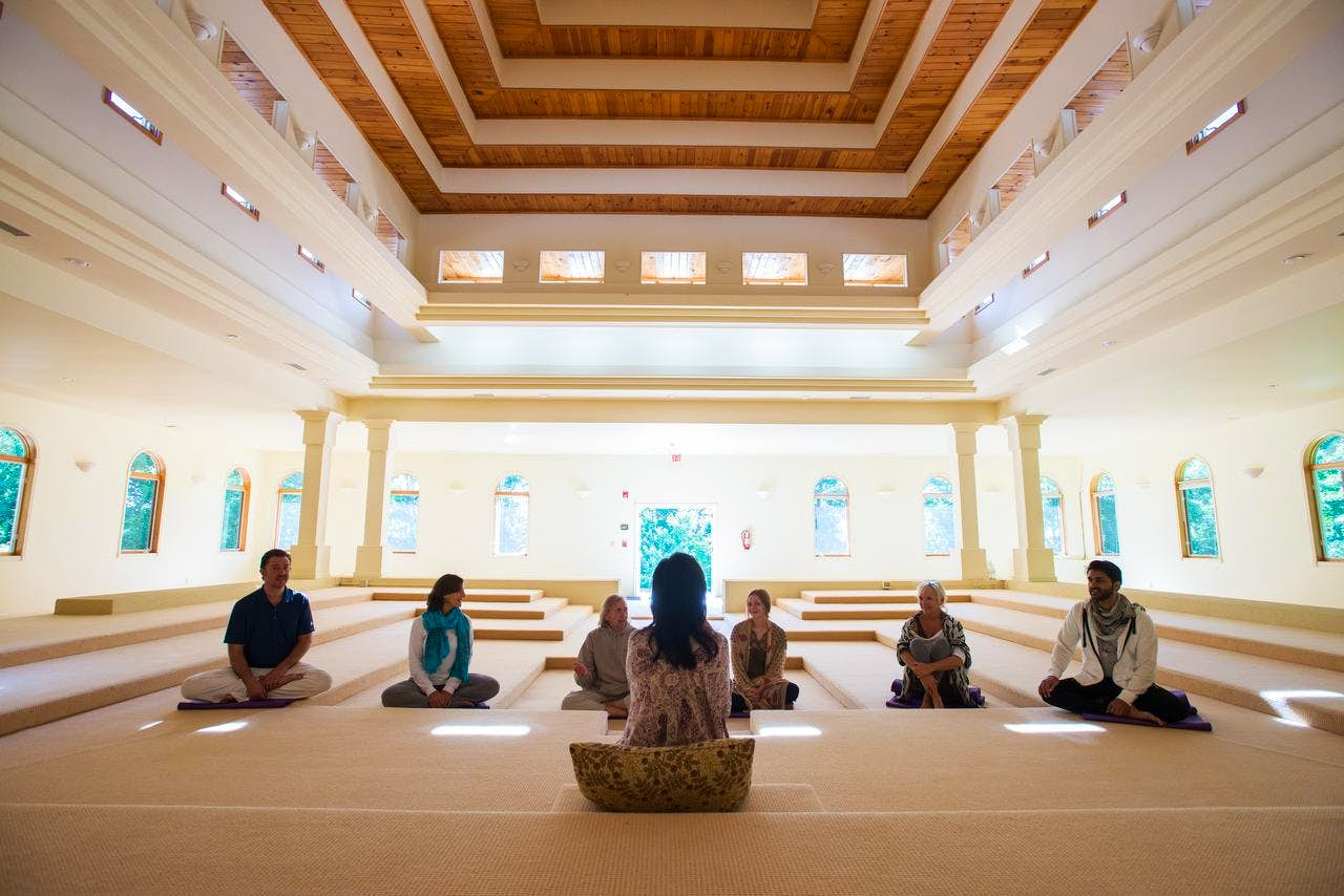 Art of Living Retreat Center balances relaxation, activity ...