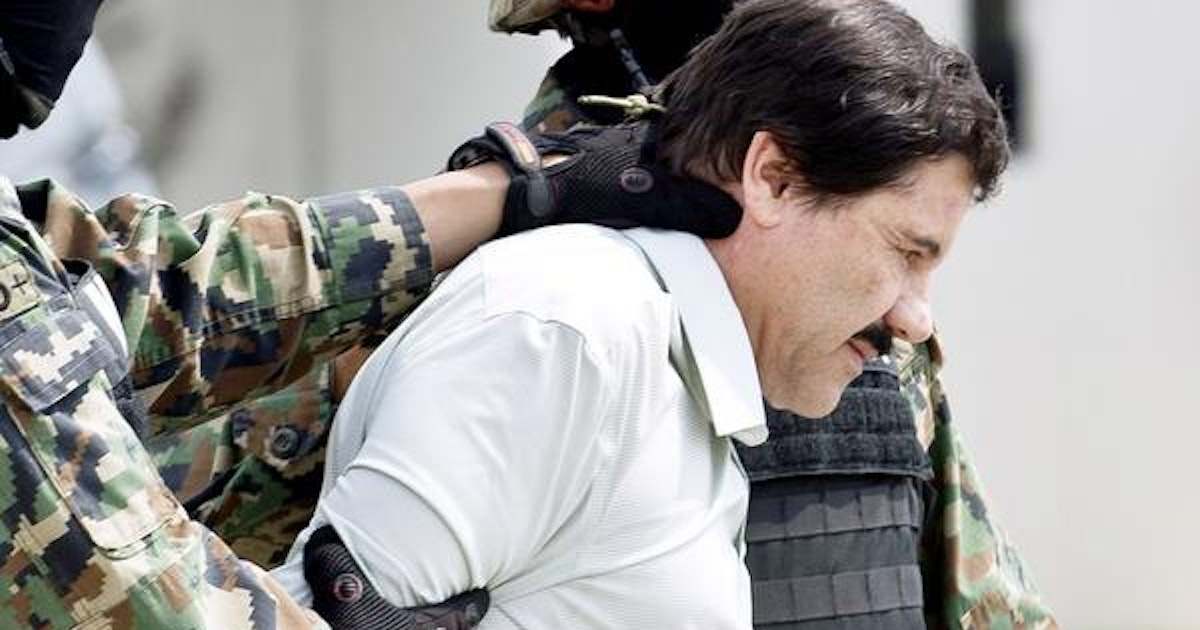 Mexico nabs top drug kingpin in operation with U S  | Mexico