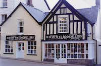 Hay-on-Wye has been named Wales  official  National Book Town,  and has served as a global magnet for book lovers since opening its first secondhand-book shop in the early 1960s.(Courtesy photo from Hay-on-Wye - Wye)