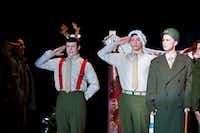 "Hebron High School's production of ""White Christmas""none given"