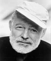 Ernest Hemingway adapted the writing innovations of Joyce and Proust, UT professor Richard Pells says.