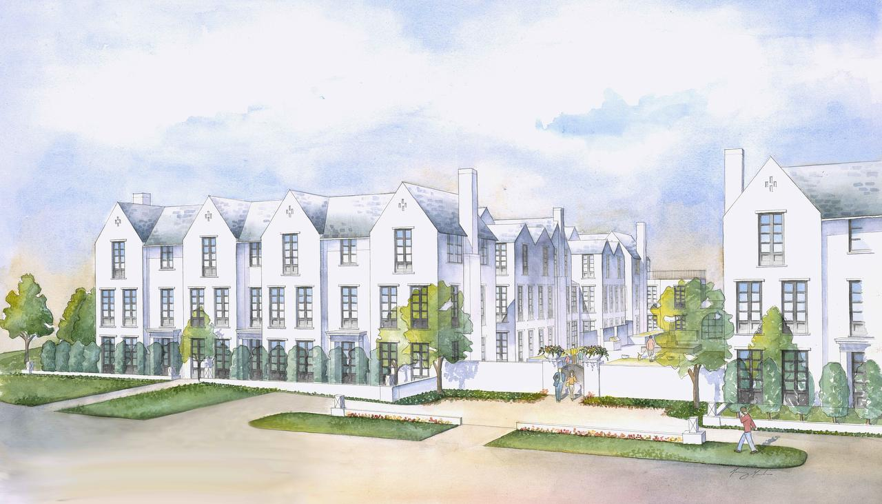 Luxury Condo Project Coming On Vacant Highland Park Tract