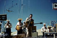 Hank Thompson at the State Fair of Texas in 1959