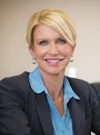 Dallas County District Attorney Susan Hawk