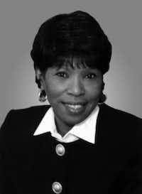 Terri Hodge (Photo courtesy of the Legislative Reference Library).