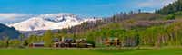 The Home Ranch in Clark, Colo., has access to 4,000 pristine acres, surrounded by scenic Medicine Bow-Routt National Forests. Lodge rooms begin at $865 per night.The Home Ranch, a Relais & Ch?teaux property -  Home Ranch