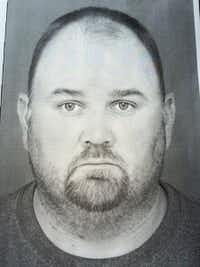 Asher Quinn Hoxie, 38, was arrested for stealing 210 cattle and 30 horses from a rancher in Odessa.