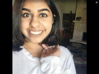 Ritu Sachdeva, 17, was a senior at Plano East Senior High School. (Twitter)