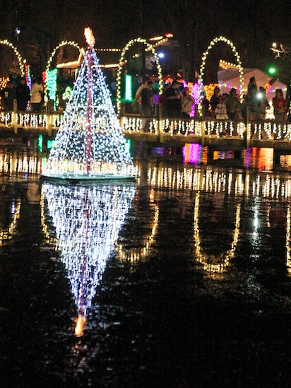 mesquite tightens christmas in the park security with controlled access revised hours