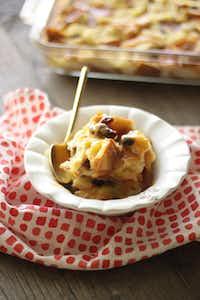 Bourbon Bread Pudding( Kristen Massad )