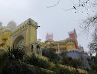 Sintra has   a   fantastic collection of hilltop castles and villages outside of Portugal.(Picasa)