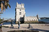 The waterfront in Lisbon is a wonderful place to stroll almost year-round.( Photos by Jim Byers  -  Special Contributor )