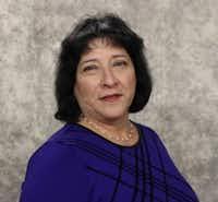 Irma Vega-Zadeh, interim principal at Keyes Elementary