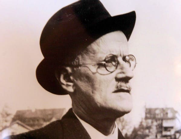 James Joyce By Gordon Bowker Based On Many New Sources
