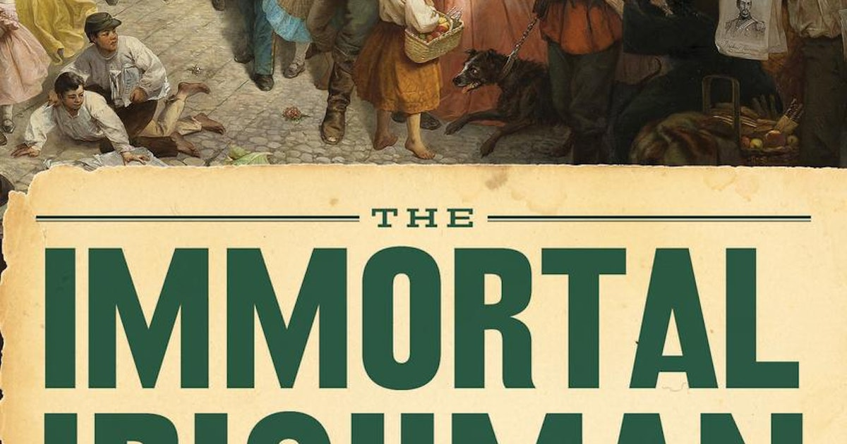 review a stirring tale of thomas francis meagher the immortal