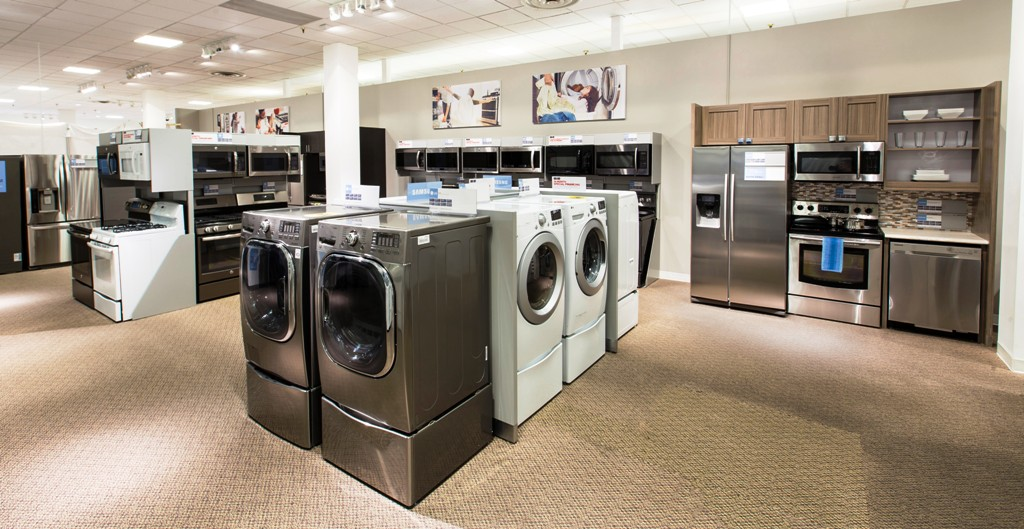 Image Gallery In Store Appliance