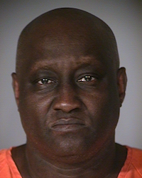 Larry James Jackson has been charged with theft and evading arrest after police say he used a tractor to steal an ATM machine in Plano before leading authorities on a chase that ended in Hutchins. (Plano Police Department)