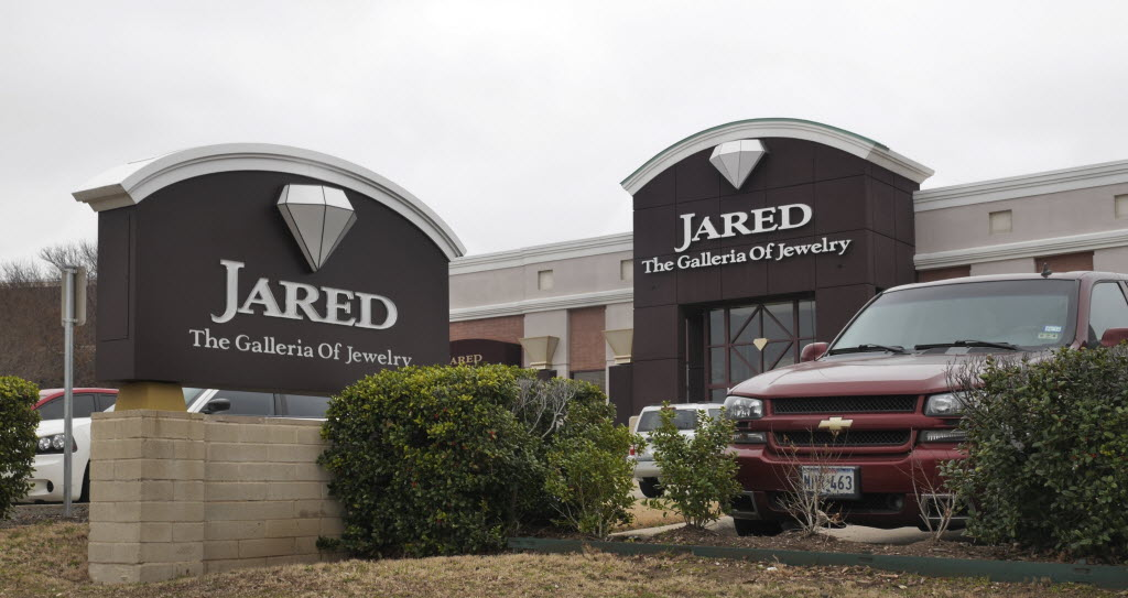 Denton County woman sues Jared The Galleria Of Jewelry claiming it
