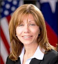 Joan Huffman, R-Houston, is a former state district judge who has authored the bill moving public corruption cases to the Attorney General's Office.