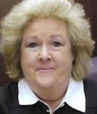 U.S. District Court Judge Janis Graham Jack, shown in 2005. (Rachel Denny Clow/Corpus Christi Caller-Times)