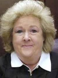 U.S. District Court Judge Janis Graham Jack, shown in 2005. (Rachel Denny Clow/Corpus Christi Caller-Times)