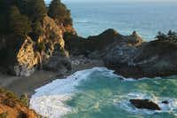 Hike to Big Sur's Julia Pfeiffer Burns State Park and marvel at the dramatic McWay Falls.( Bob Campbell  - Courtesy Bob Campbell)