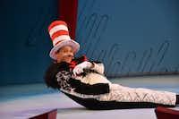 Brendan Cyrus (Cat) in DR. SEUSS'S THE CAT IN THE HAT