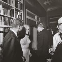 Had Kennedy lived, there would have been more questions about other women in his life, including Marilyn Monroe, who visited with Robert and John F. Kennedy in 1962.