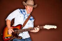 Texas country singer-songwriter KYLE PARK. 2011.
