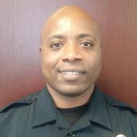 Farmers Branch Officer Ken Johnson