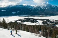 British Columbia's Revelstoke Mountain Resort offers skiers more than 3,000 acres of intermediate and advanced terrain to enjoy.( Photos by Dan Leeth  -  Special Contributor )