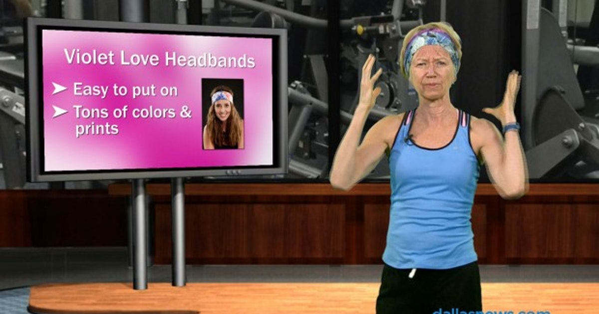 Fit to Be Tried  Violet Love headbands and Puma trail running shoes ... 2302ec8f8ab
