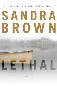 Sandra Brown's latest is set in coastal Louisiana.