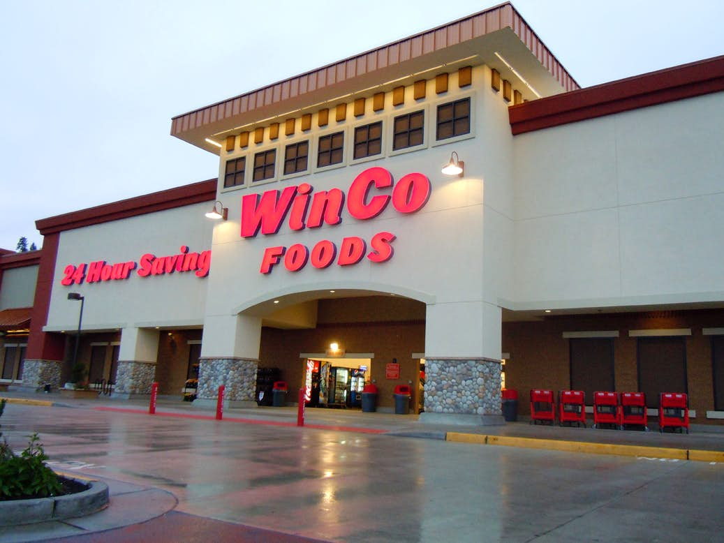 Montana Community Moves Forward With Plans For A Tiny: Plan For WinCo Foods Store In Lewisville Moves Forward